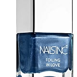 Nails Inc. Foiling In Love Nail Polish in Space Cadet
