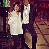 Mia and Vincent From Pulp Fiction