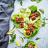 Paleo: Shrimp Fajita Lettuce Wraps