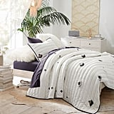 Nira Embroidered Quilt and Sham