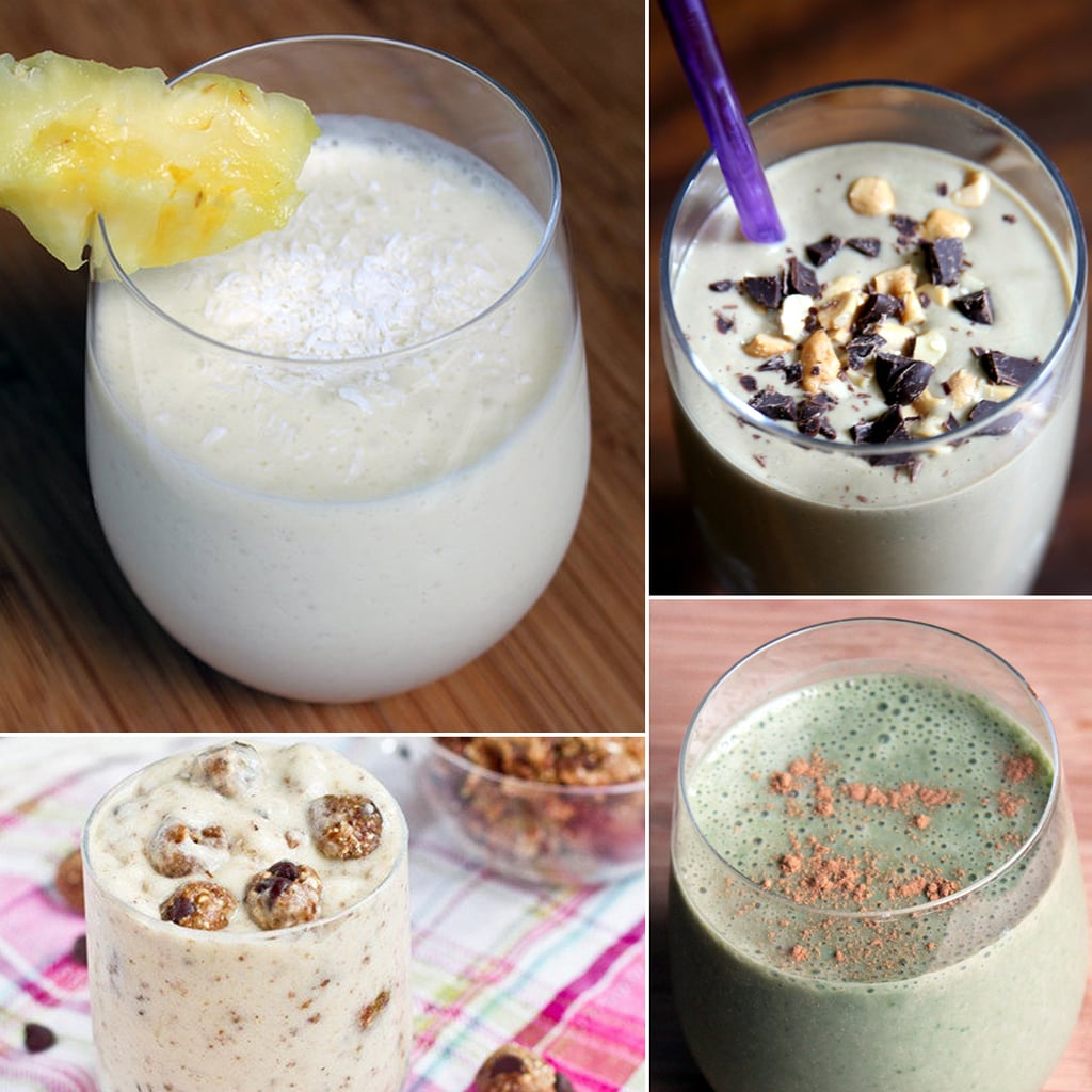 Sweet Smoothie Recipes