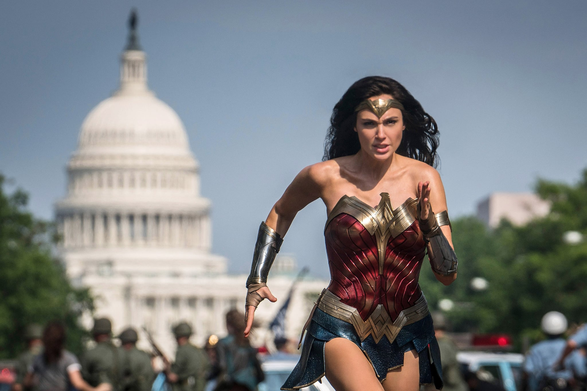 WONDER WOMAN 1984, Gal Gadot as Wonder Woman, 2020. ph: Clay Enos /  Warner Bros. / Courtesy Everett Collection