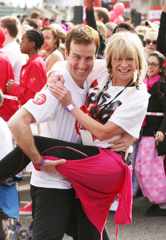 Photos of Celebs at the Sport Relief Mile 2010