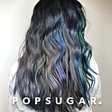 Oceanic Brunette Is the Moody New Rainbow Hair Trend You've Been Waiting For