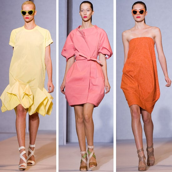 Nicole Farhi Spring 2012 London Fashion Show