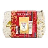 Burt's Bees 4-Piece Essential Travel Kit