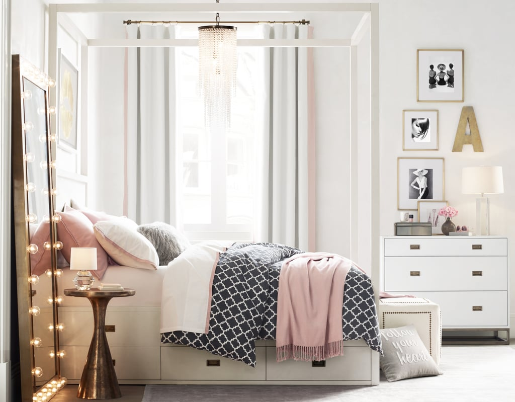 Teenage Rooms: Avalon Storage Canopy Bed