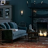 Hocus Pocus-Inspired Shabby Chic-Style Living Room