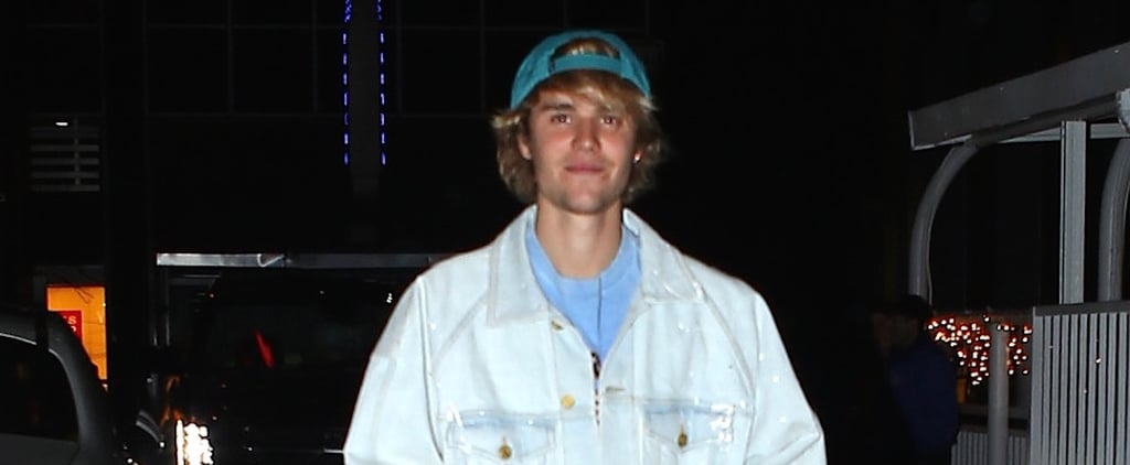 Justin Bieber Dancing With Girl at LA Nightclub March 2018
