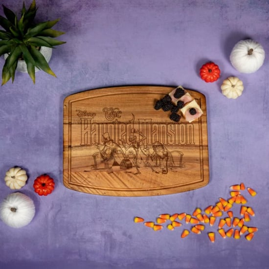 Disney Just Dropped New Haunted Mansion Cutting Boards