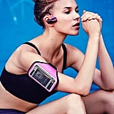 Free People Headphones and Armband Set