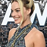Margot Robbie's Hair at the 2020 SAG Awards