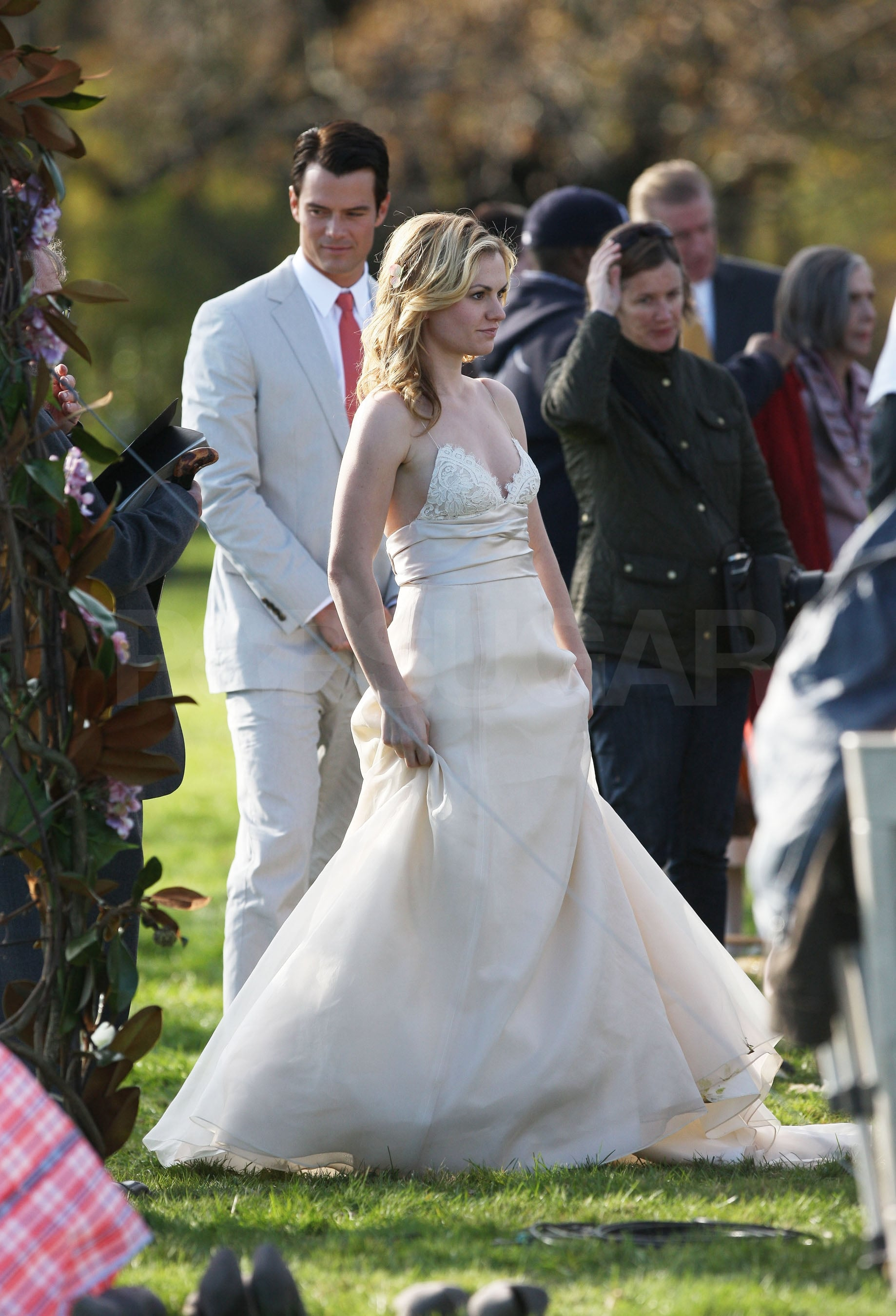 Candice and josh wedding