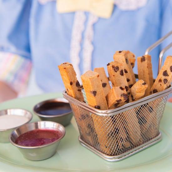 Disney World Cookie Fries Recipe