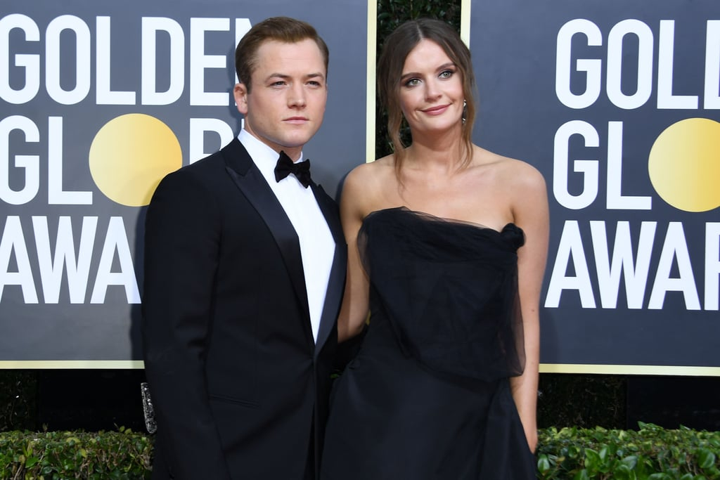 What to Know About Taron Egerton's Girlfriend, Emily Thomas