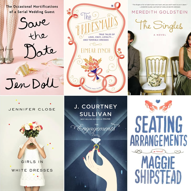 Love It or Hate It — the 17 Books You Need to Read This Wedding Season