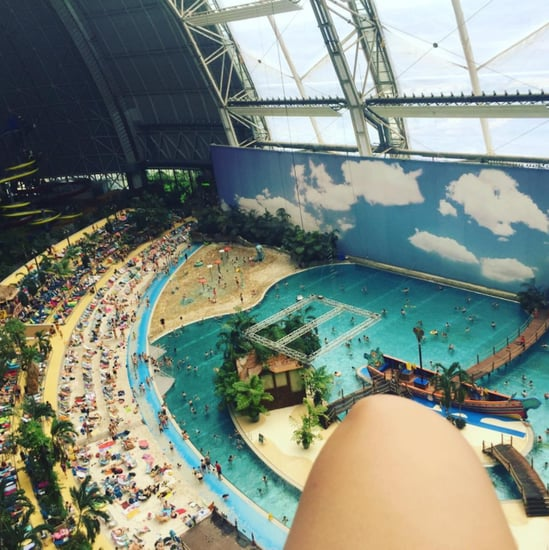 Tropical Islands Water Park Germany