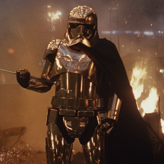Who Plays Captain Phasma in Star Wars?