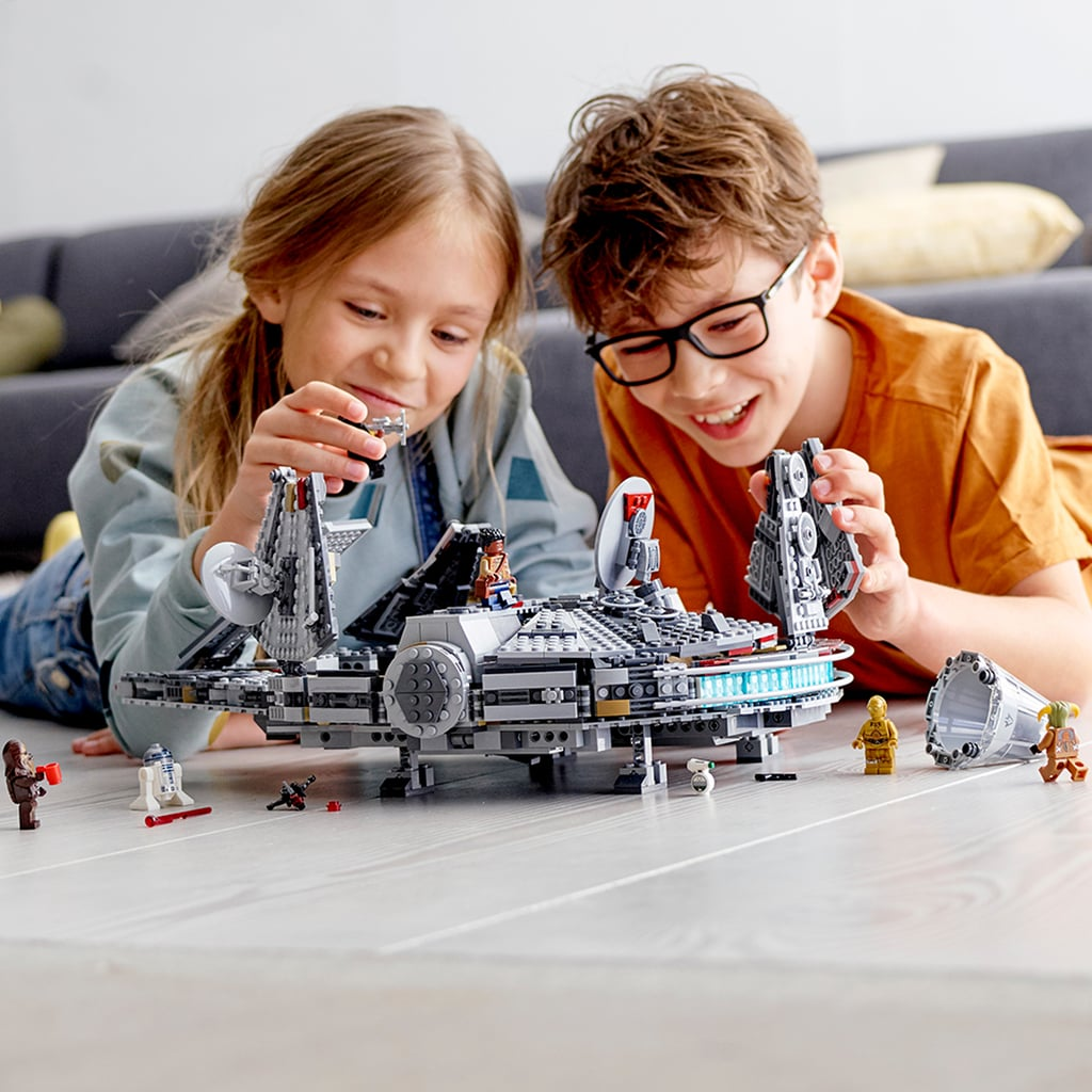 Lego Star Wars The Rise Of Skywalker Resistance Y Wing Starfighter Lego Just Dropped 8 Yes 8 New Star Wars Sets In Honor Of Triple Force Friday Popsugar Family Photo 8