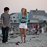 Liam James and AnnaSophia Robb in The Way, Way Back.