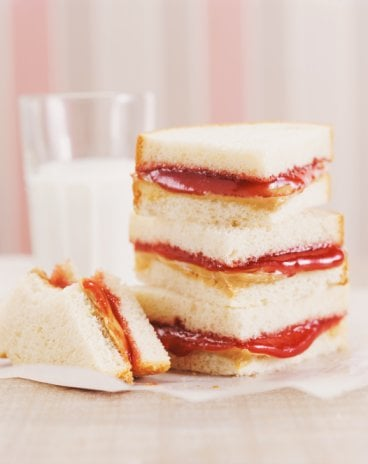 Do You Eat Peanut Butter And Jelly Sandwiches?