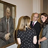 Kate's First Charity Patronage
