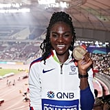 She Was the First British Woman to Win a Major Global Sprint Title