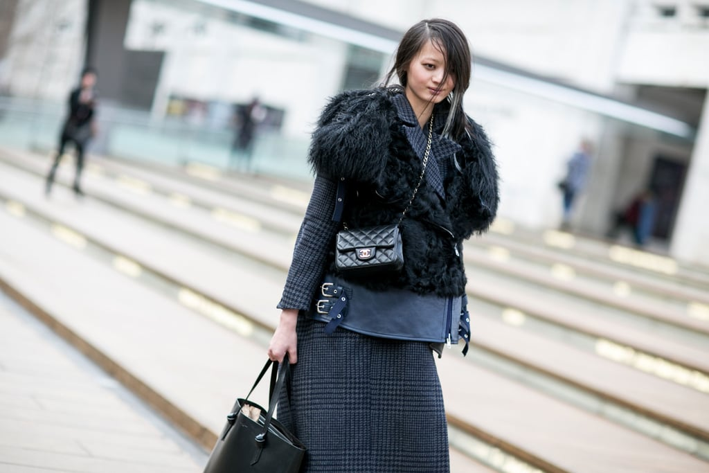 Fashion Week's Top Models Take Their Style to the Street