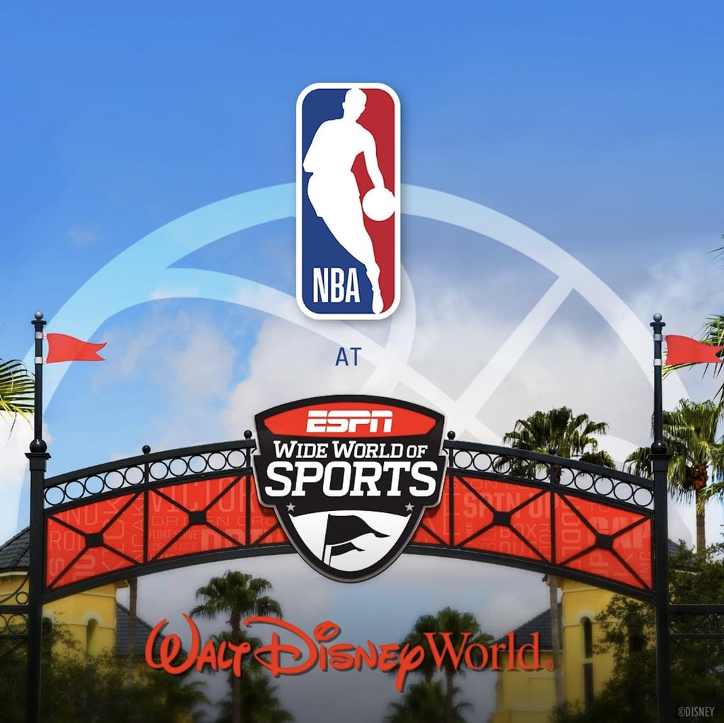 What It's Like Inside the NBA Bubble at Walt Disney World