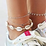 Beach Puka Shell Bracelet