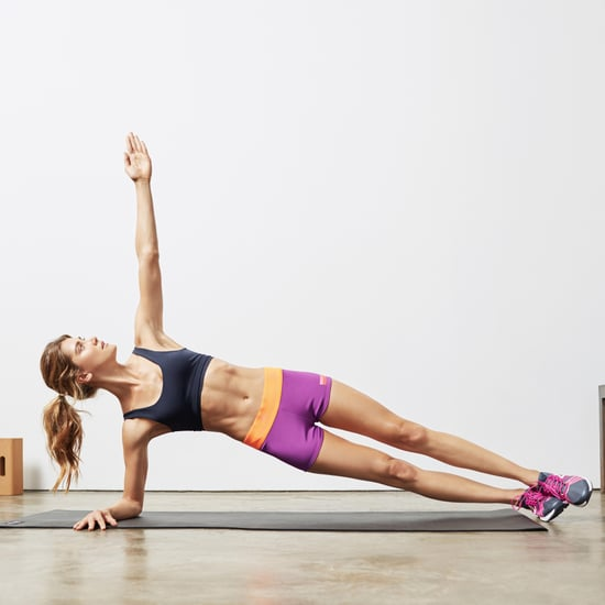 Bodyweight Workout For Arms and Abs