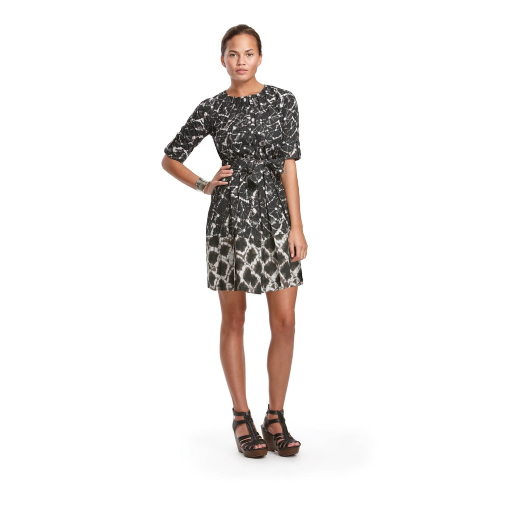 Thakoon For Target Printed Tie-Waist Dress ($40)