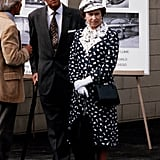 The Queen and Prince Philip, 1983