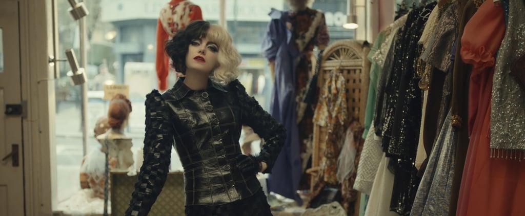 Cruella's Costume Designer on Dressing Emma Stone