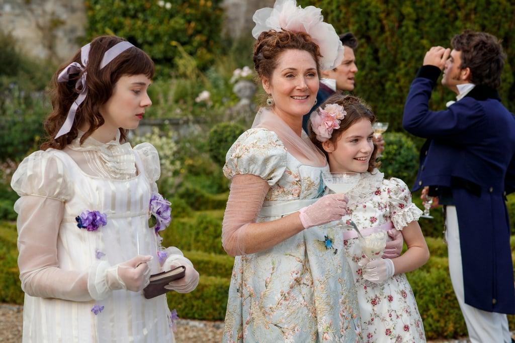 Ruth Gemmellas Lady Violet Bridgerton