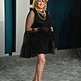 Martha Stewart at the Vanity Fair Oscars Afterparty 2020