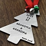 Christmas Pregnancy Announcement Ornament