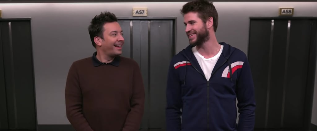 Jimmy Fallon Mistakes Liam Hemsworth For Other Celebs Video