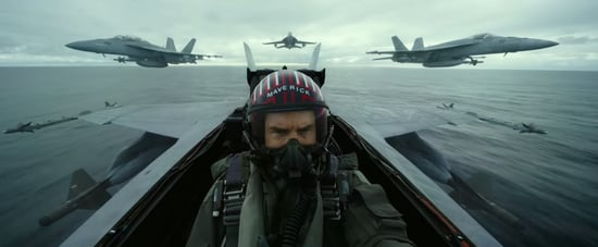 Top Gun Maverick Trailer