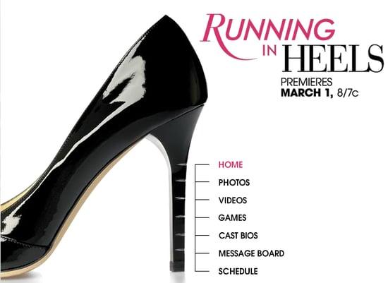 FABTV: Running in Heels Runs to a TV Near You