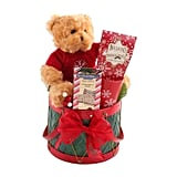 Alder Creek Gifts Snuggles Christmas Gift Basket