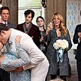 Blair Waldorf's Wedding Dress With Chuck Bass | Pictures