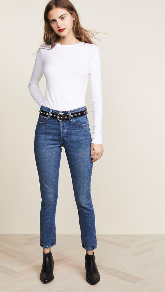e9678c3e939 Levi s 501 Skinny Stretch Jeans
