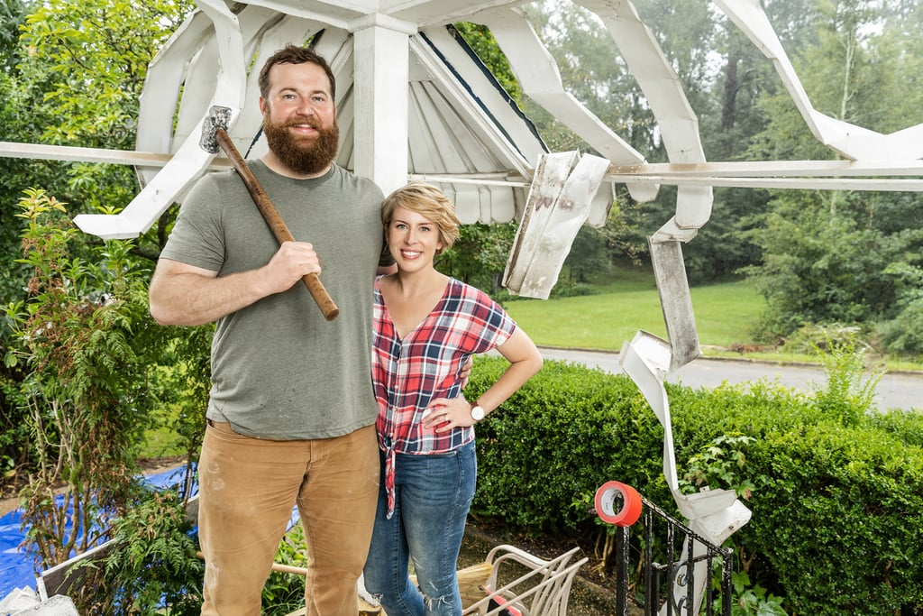 The Pair Were First Discovered by HGTV Through an Article Published on Their Home