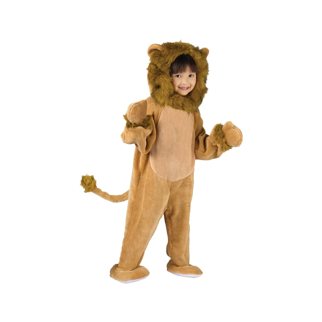 Cuddly Lion Costume