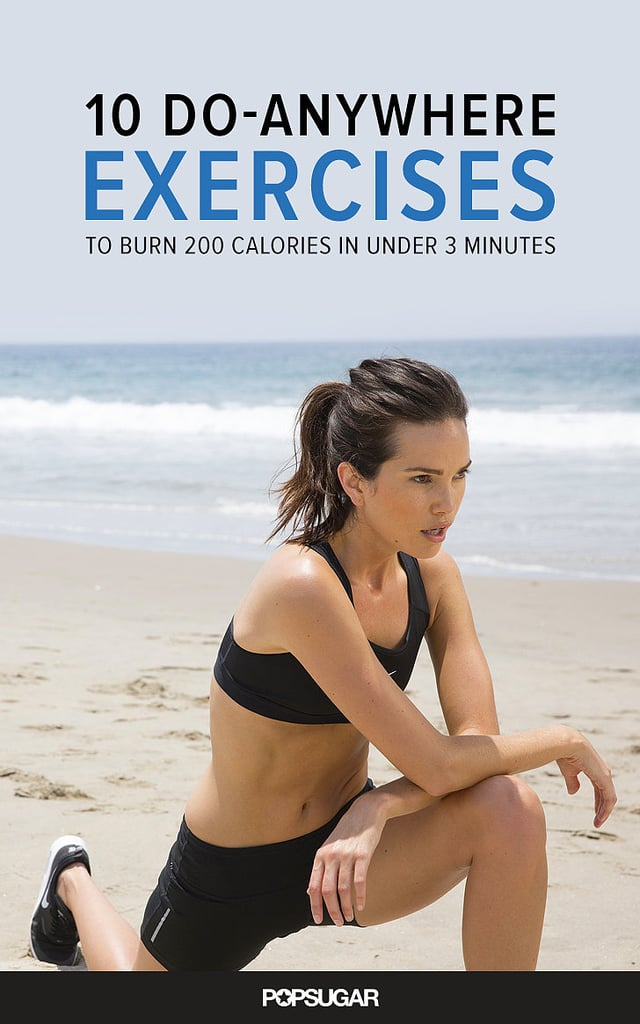Quick Exercises to Burn 200 Calories