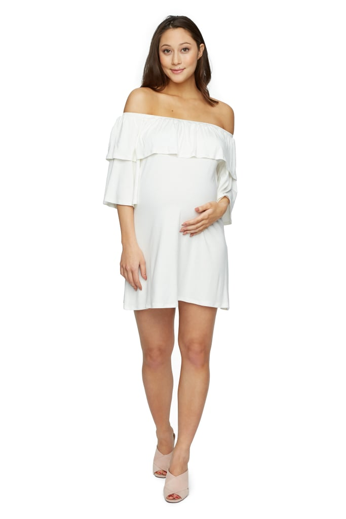 This modal jersey off-the-shoulder number is perfect for the rest of your Summer. Wear the Rachel Pally Kylian Dress ($158) for warm-weather evenings and late-morning brunches.