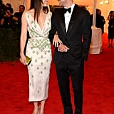 Justin Timberlake and Jessica Biel — 2012