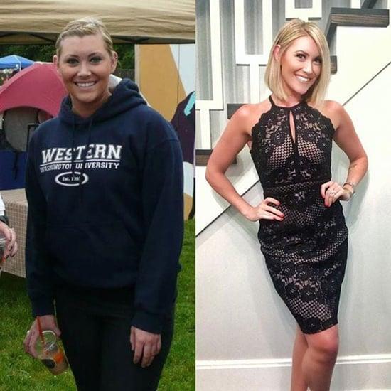 31-Kilo Weight-Loss Transformations
