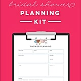 Bridal Shower Planning Kit